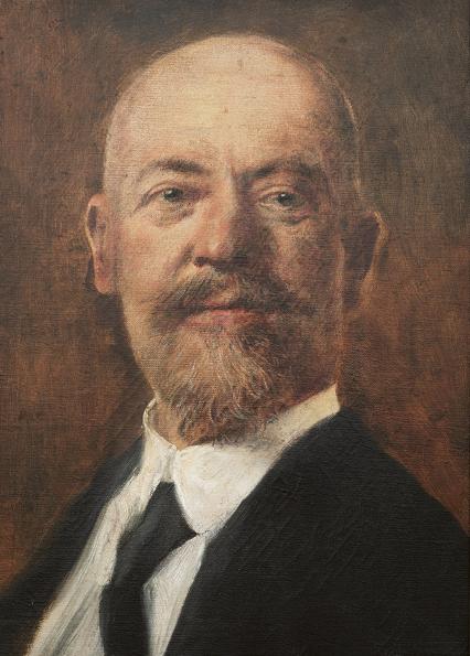 Otto Pilny - Selbstportrait, o.D.