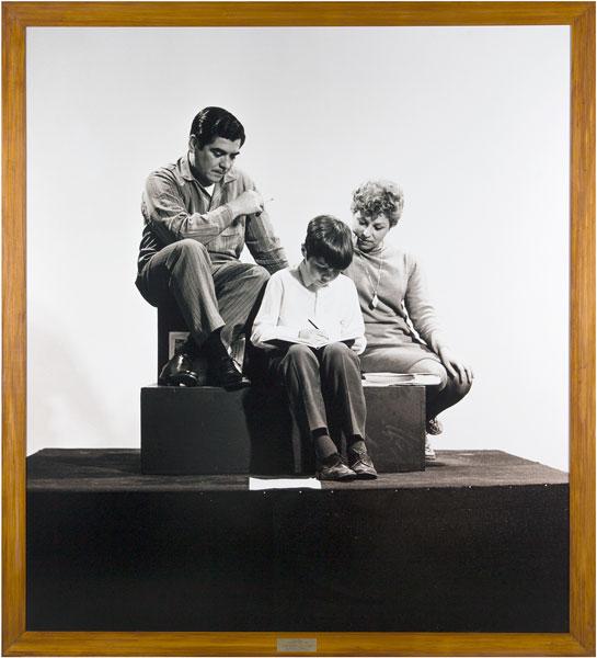 Oscar Bony - LA FAMILIA OBRERA, 1968; 1999