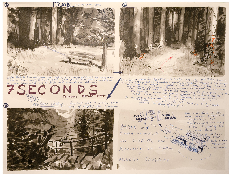 TRAVEL (7 Seconds), 2013