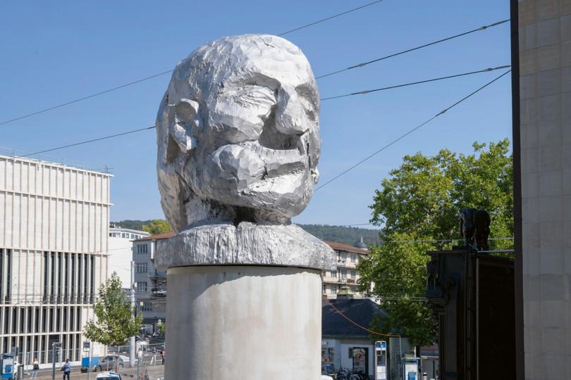 Kader Attia - Janus, 2020, 2020
