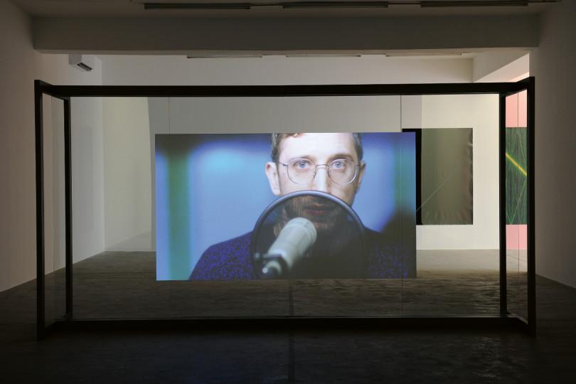 Lawrence Abu Hamdan - Walled Unwalled, 2018, 2018